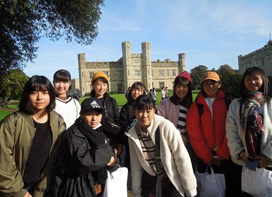 イギリス研修はケンブリッジ、ロンドンへ