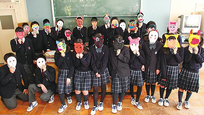 秀明八千代中学生の一日