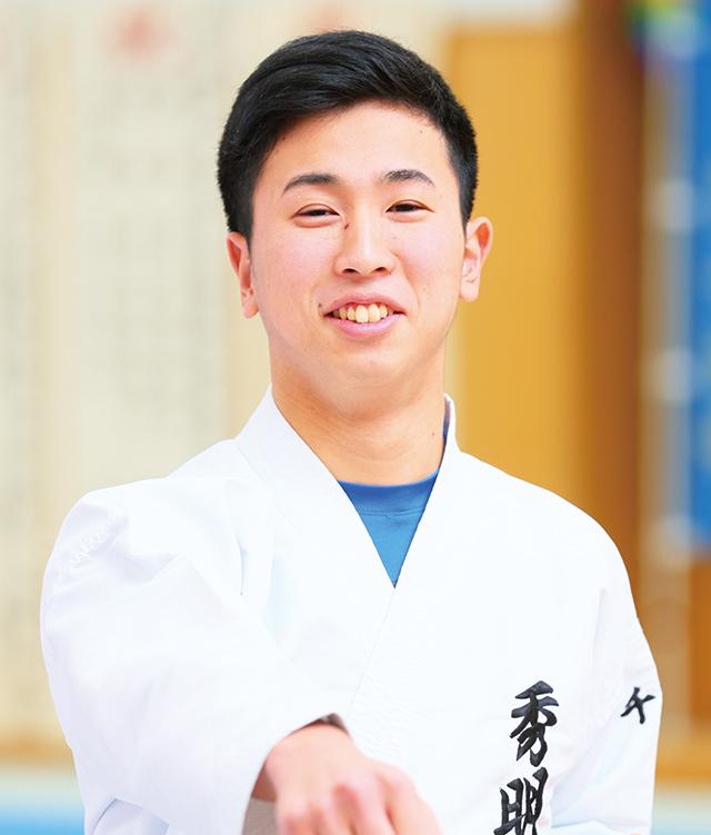 熊川 遼さん
