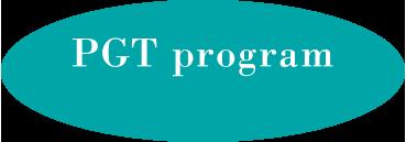 PGT program